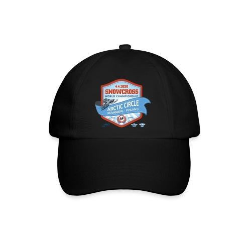 MM Snowcross 2020 virallinen fanituote - Lippalakki