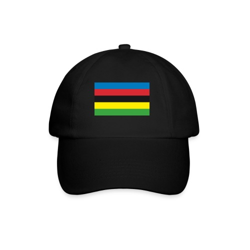 Cycling_World_Champion_Rainbow_Stripes-png - Baseballcap