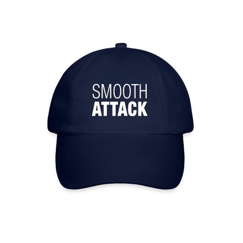 Smooth Attack neg png - Baseballkappe
