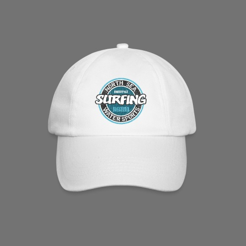 North Sea Surfing (oldstyle) - Baseballkasket