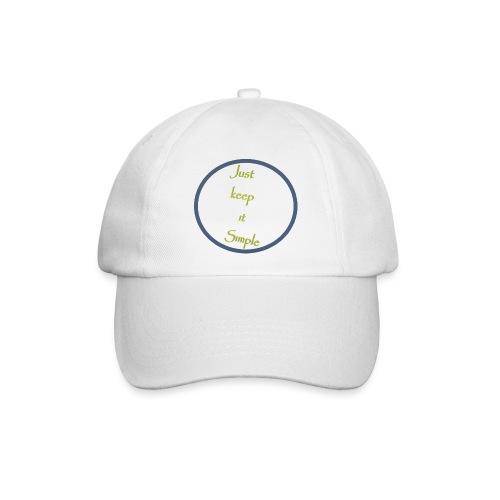 Keep it simple - Baseball Cap
