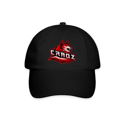 Craqz logo - Baseballkasket