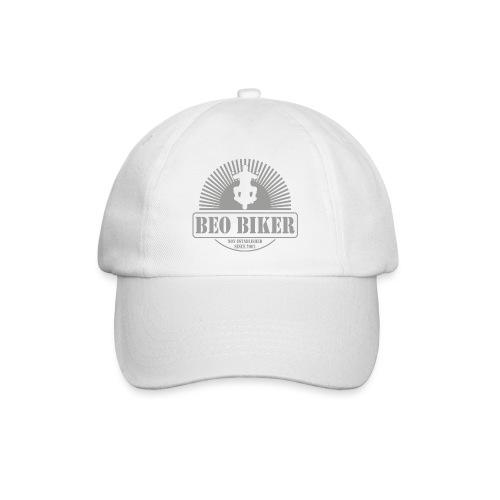 Logo Beo Biker Grey - Baseballkappe