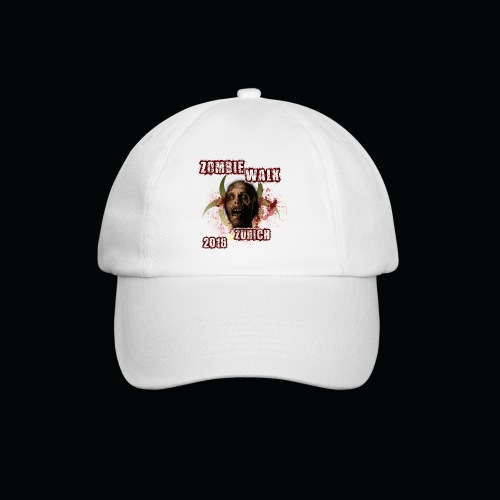 shirt zombie walk2 png - Baseballkappe