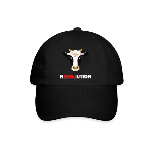 Vegan Revolution - Casquette classique