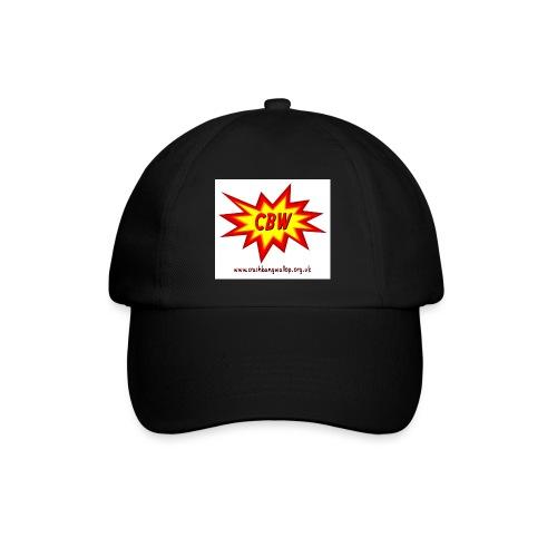 cbwfront tshirt - Baseball Cap