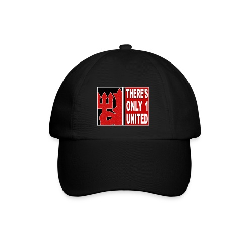 only1united logo 100910 1800x1350 - Baseball Cap