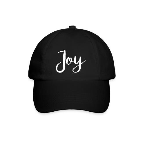 01 Joy - Baseballkappe