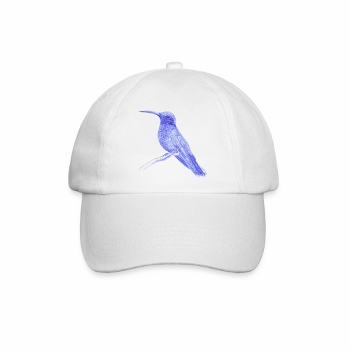 Hummingbird with ballpoint pen - Baseball Cap