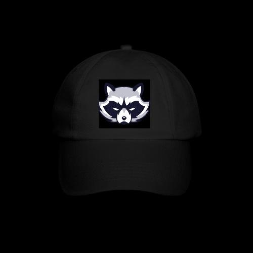 WaschbeerKopf Logo :) - Baseballkappe