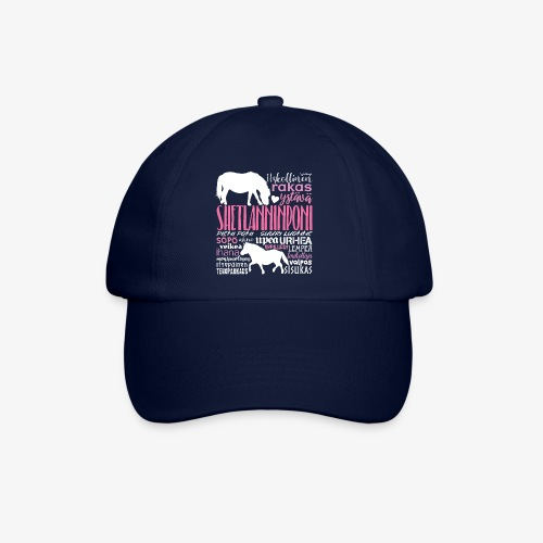 Sheltti Sanat Pink - Lippalakki