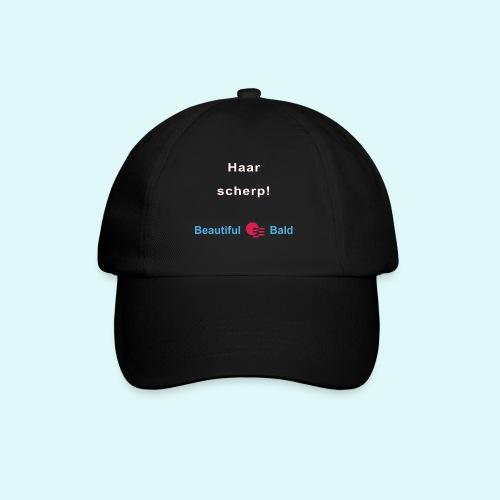 Haarscherp-w - Baseballcap