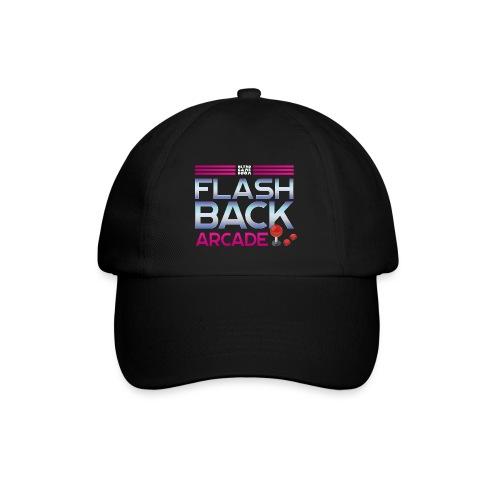 flash back logo png - Baseball Cap