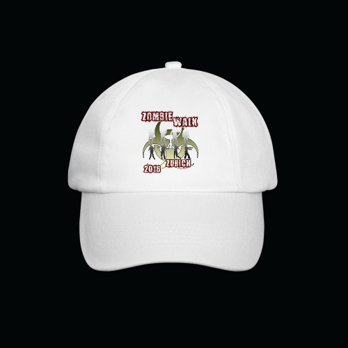 shirt zombie walk1 - Baseballkappe