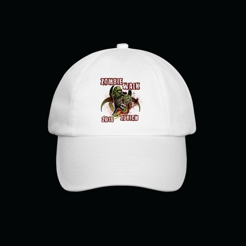 shirt zombie walk3 - Baseballkappe