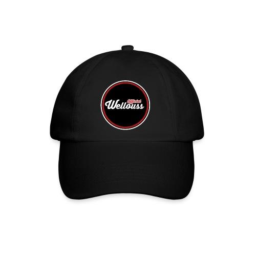 Wellouss Fan T-shirt | Rood - Baseballcap