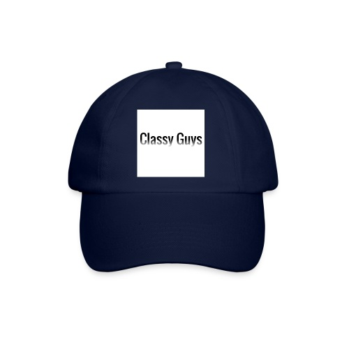 Classy Guys Simple Name - Baseball Cap
