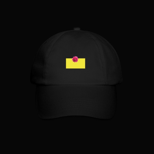 flower - Baseballcap