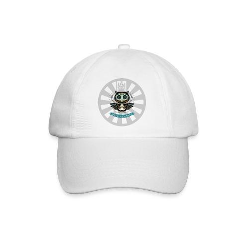 RT-SKULL-OWL - Baseballkappe