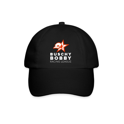 Buschy Bobby Racing League on black - Baseball Cap