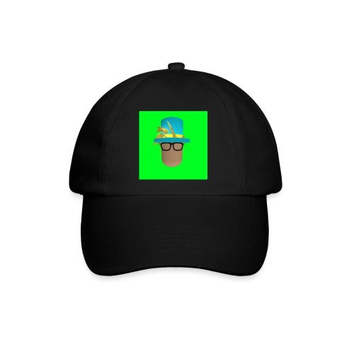 MrWhatWhat Logo Merch - Baseball Cap