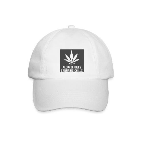 Alcohol Kills, Cannabis Chills - Baseball Cap