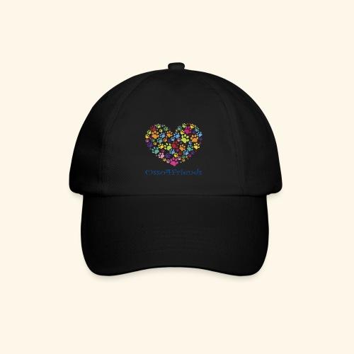 CUOREZAMPE - Cappello con visiera