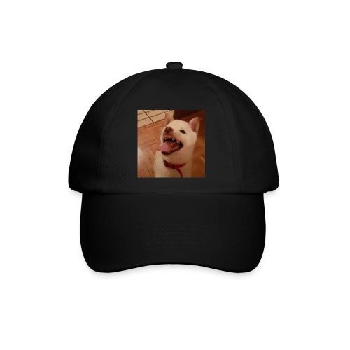 Mein Hund xD - Baseballkappe