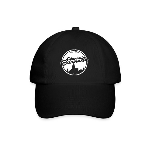 Absolute Carnage - White - Baseball Cap