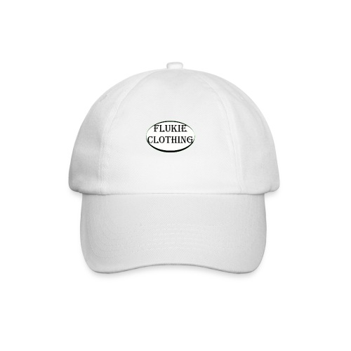 White Logo - Baseball Cap