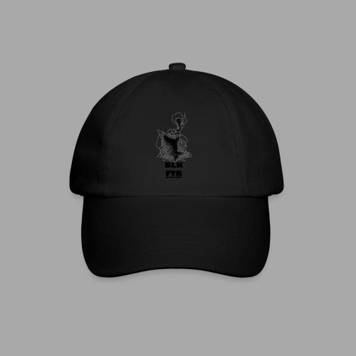 BLK FTR N°5 - Cappello con visiera