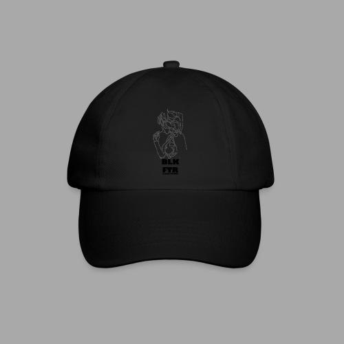 BLK FTR N°6 - Cappello con visiera