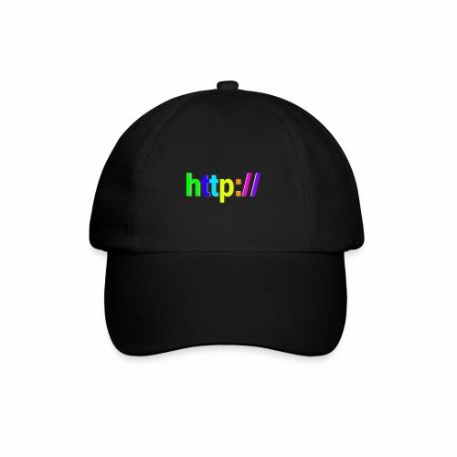 T-SHIRT Potocollo HTTP - Cappello con visiera