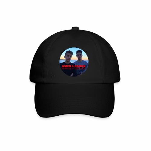 AMES & DADOX - Cappello con visiera