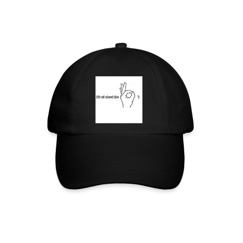 All about the - Baseball Cap