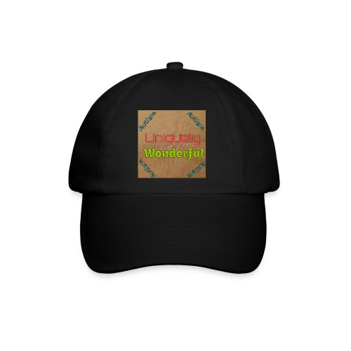 Autism statement - Baseball Cap