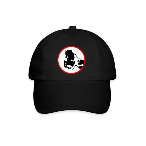 Horse Agility Logo - Baseballkappe