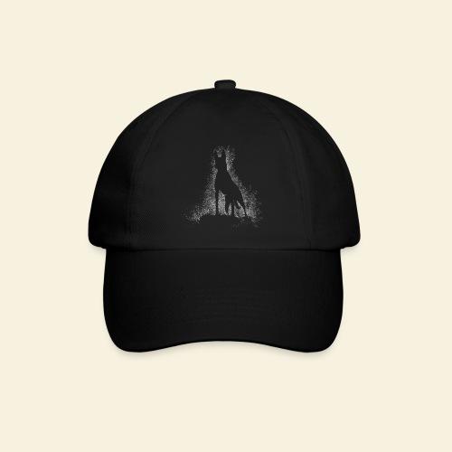 Dog Silhouette - Baseballkappe