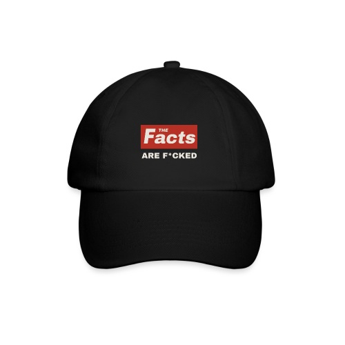 F*cked Facts - Baseball Cap