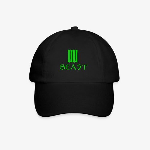 Beast Green - Baseball Cap