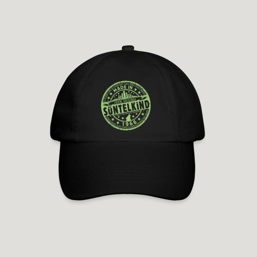 SÜNTELKIND 1966 - Das Süntel Shirt mit Süntelturm - Baseballkappe