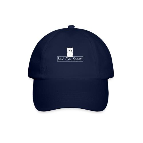 Emil with the cat danish logo - Baseball Cap