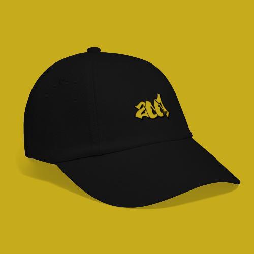 2001er Logos - Baseballkappe