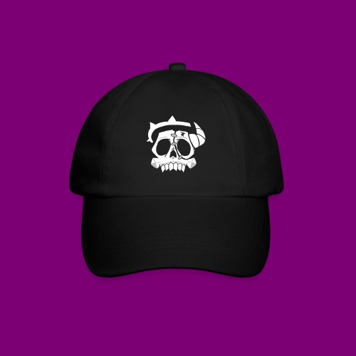 FlaskofSins logo cap - Baseballcap