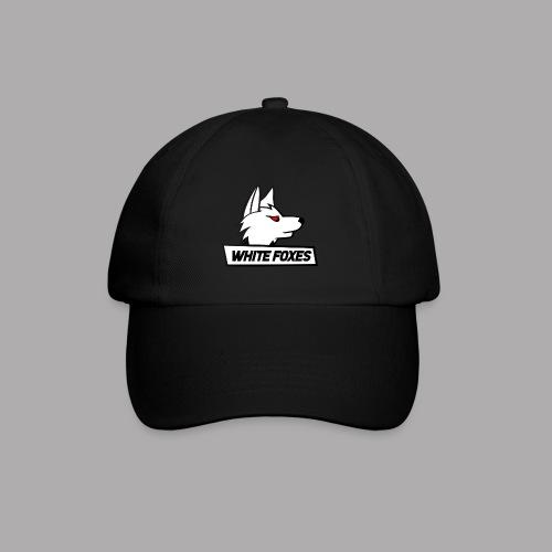 logo white foxes - Casquette classique
