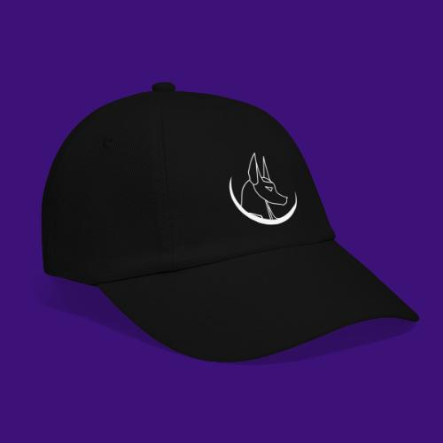 ThVoid Logo Weiß - Baseballkappe