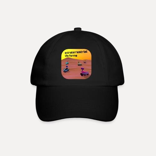 Leben auf dem Mars - Baseball Cap