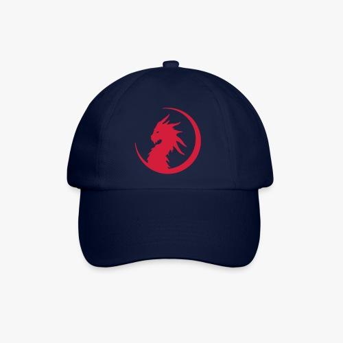 Dragon Moon Silhouette - Baseballkasket