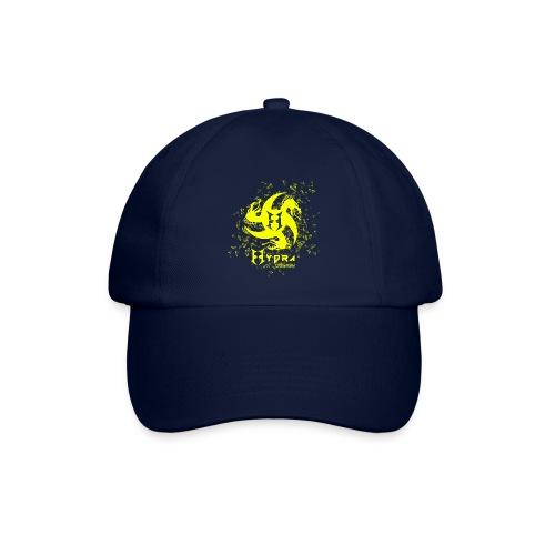 Hydra Design - logo glass explosion - Cappello con visiera