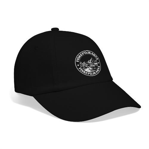 White logo - Basebollkeps